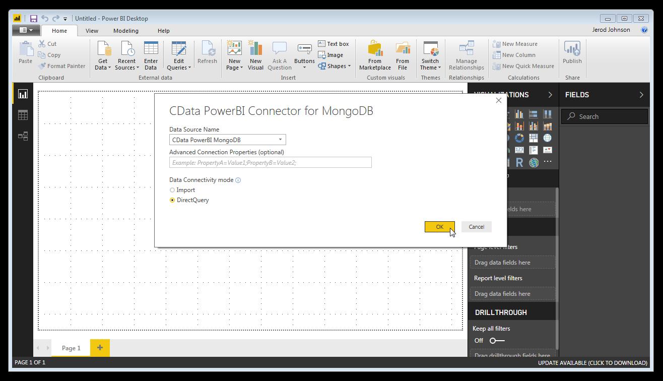Real-Time Analytics on MongoDB Data in Power BI - DZone Big Data