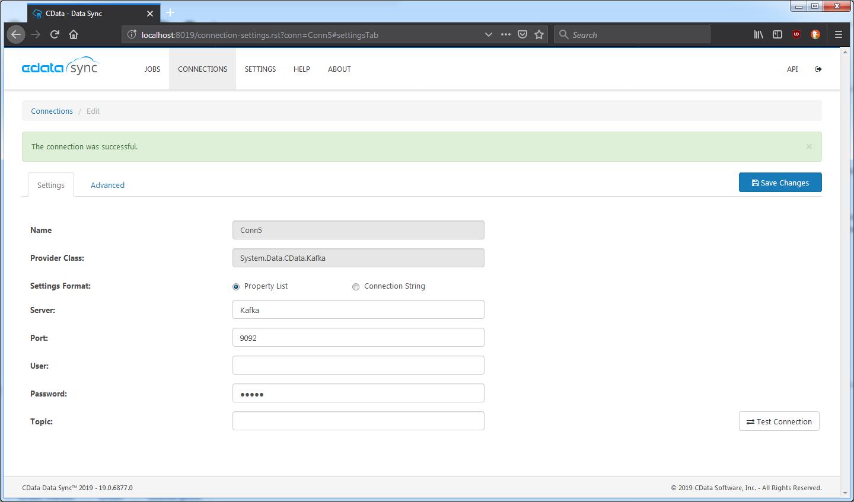Stream Big Data with Apache Kafka Integration (CData Software)
