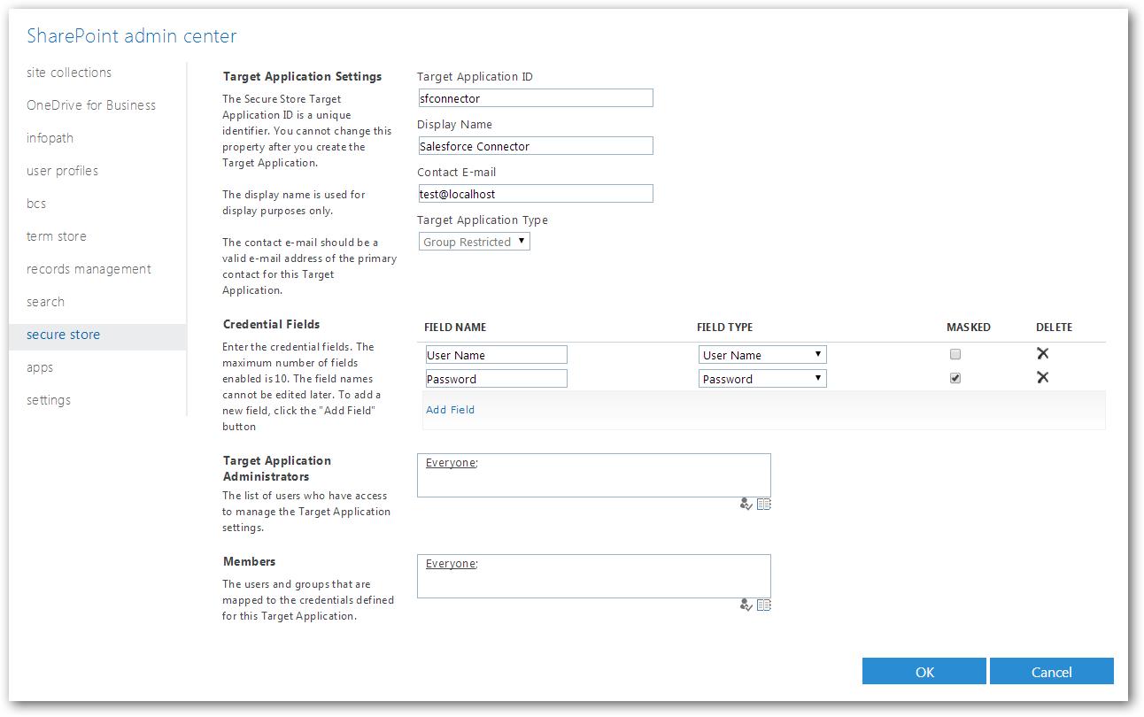 Access SAP Data in SharePoint External Lists