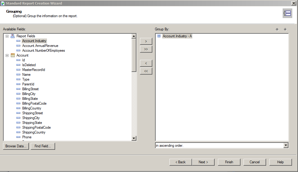 Publish Reports with NetSuite Data in Crystal Reports