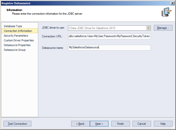 Manage SQL Analysis Services Data in DBArtisan as a JDBC Source