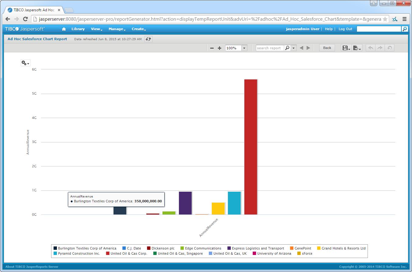 Create Dynamics 365 Reports on JasperReports Server - DZone Big Data