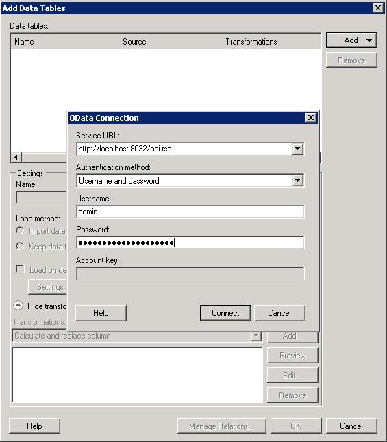 Visualize NetSuite Data in TIBCO Spotfire through OData