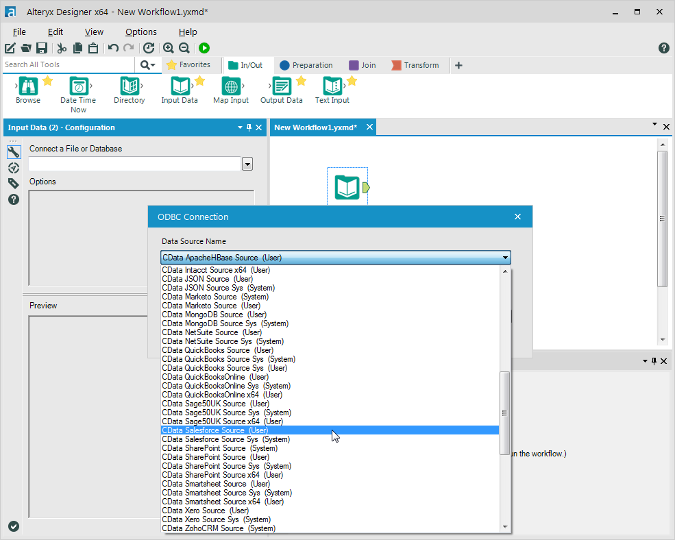 Prepare, Blend, and Analyze Athena Data in Alteryx Designer