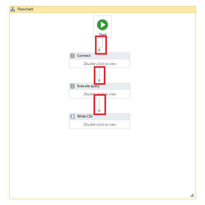 Create an RPA Flow that Connects to DB2 Data in UiPath Studio