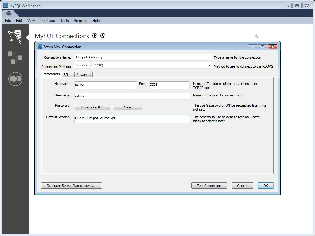 SQL Gateway SSH Tunneling Capabilities