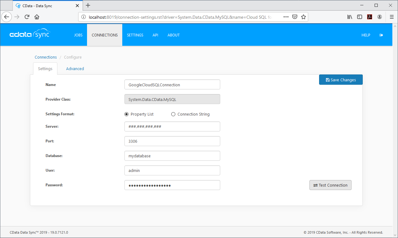 Automated Continuous SFTP Replication to Google Cloud SQL