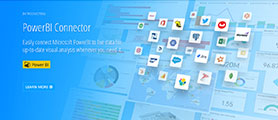 Power BI Connectors   CData Software
